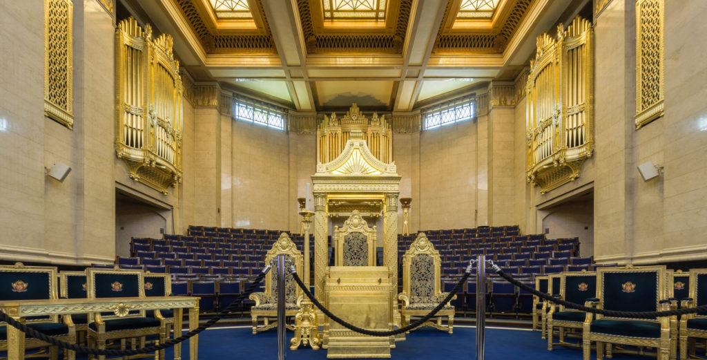 Grand Temple, Freemasons' Hall, London